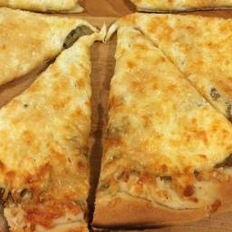"""""""White"""" Pizza"""